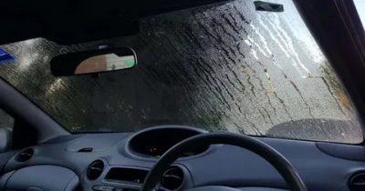 Как предотвратить запотевание стекол в автомобиле?