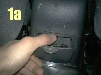 Шевроле ланос регулировка ручного тормоза
